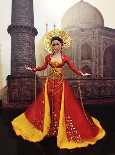 MISS BEAUTY DOLL 2014 INDIA - MISS VIETNAM