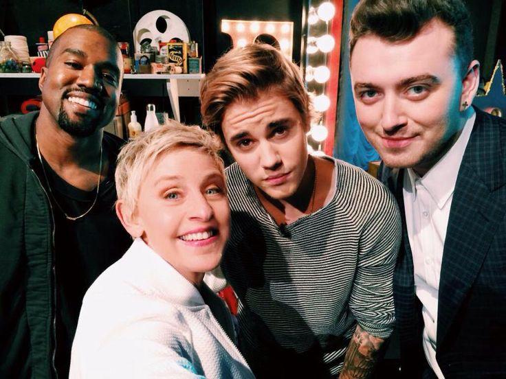 Justin♥,Sam☺, y ellen<3