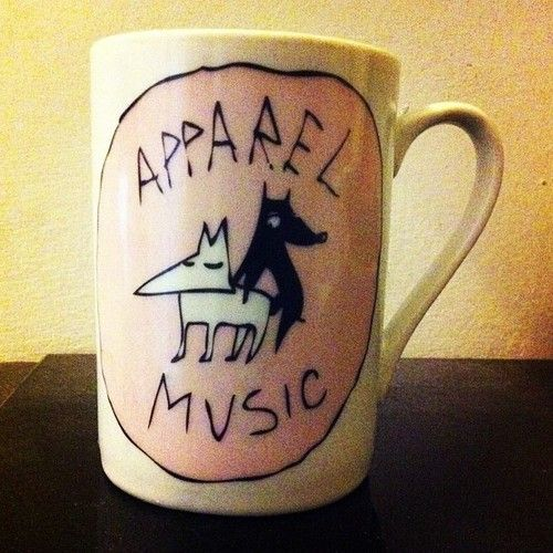 Apparel Music cup coming soon