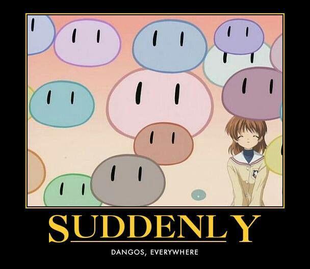 Ahh, Nagisa. :3 -- Clannad
