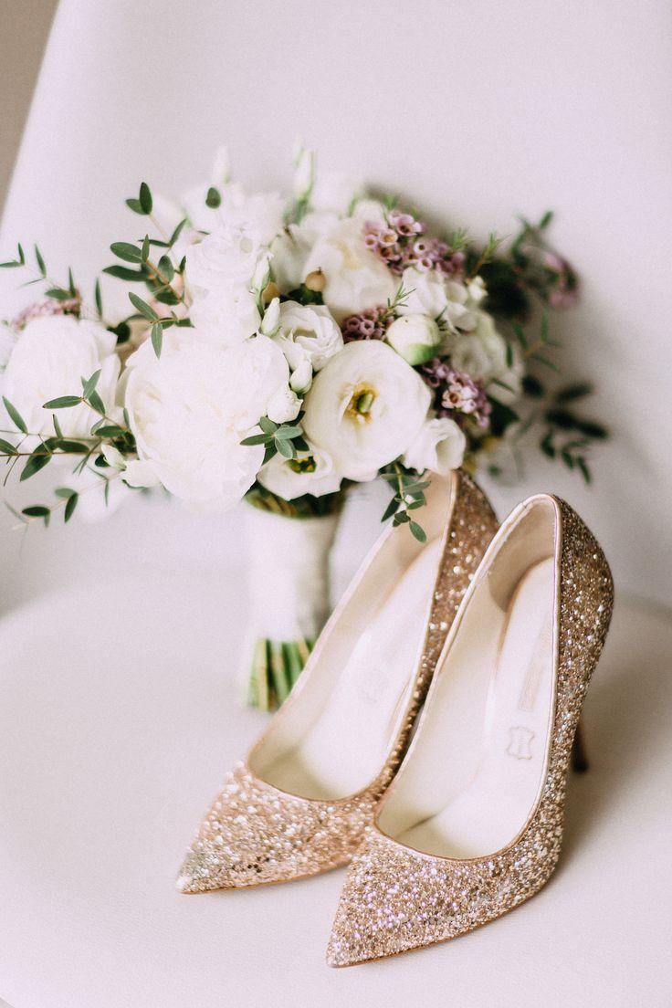 INNA Studio_bridal bouquet / bukiet ślubny / fot. Bajkowe Śluby