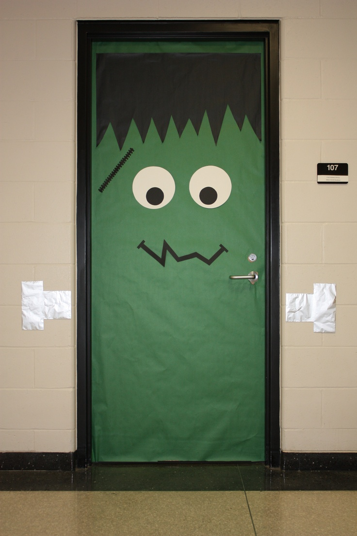 17 Best Images About Door Decorations On Pinterest Red