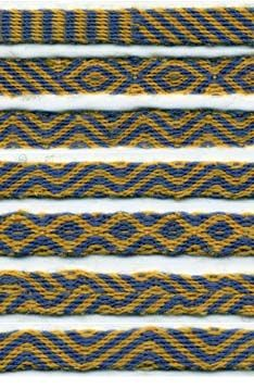 getting started with tablet weaving (and more patterns here: http://koti.mbnet.fi/almie/)