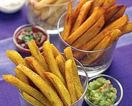 Curry Chips Recipe -