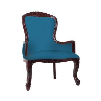 Compre Cadeira Vitoriana Imbuia e pague em até 12x sem juros. Na Mobly a sua compra é rápida e segura. Confira!