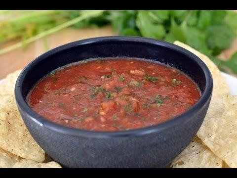 Sweet y Salado: Salsa Estilo Restaurante