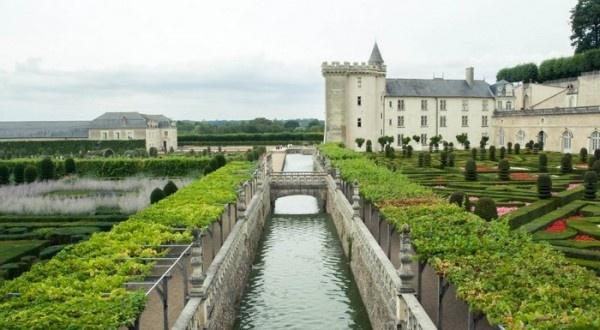 Les Chateaux de la Loire #2 : Oyé oyé châtelains et châtelaines ! - Paris tu Paris - Villandry, Touraine Loire Valley, France