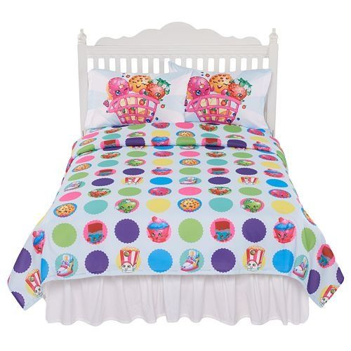 17 Images About Shopkins Bedding And Room Decor On