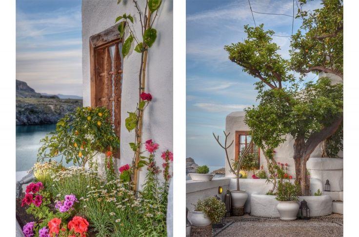 Villa Melenos Lindos, Lindos luxury villas, Rhodes, Greece