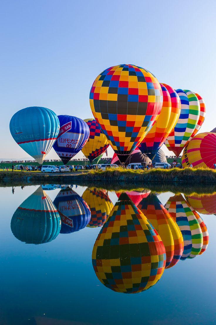 SAGA International Balloon Fiesta, Japan