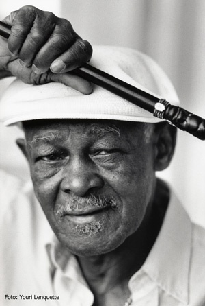 Ibrahim Ferrer...Buena Vista Social Club.......LOVE him!  May he rest in peace...