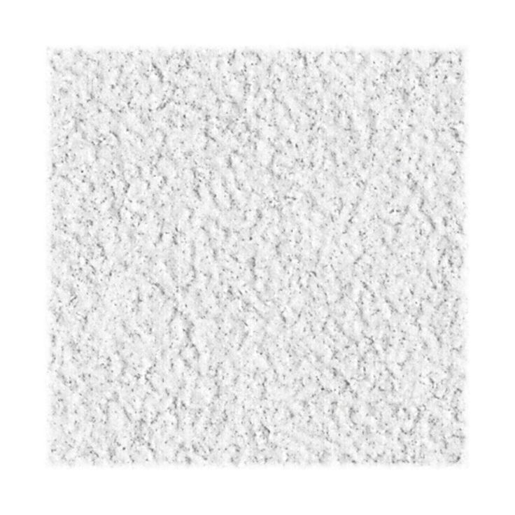 USG Ceilings Luna ClimaPlus 2 ft. x 2 ft. Lay-in Ceiling Tile (12-Pack)-R76775 at The Home Depot