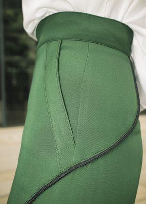 Fanny Trousers - Green • IDA KLAMBORN • Tictail