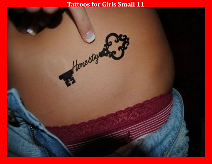 Tattoos for Girls Small 11