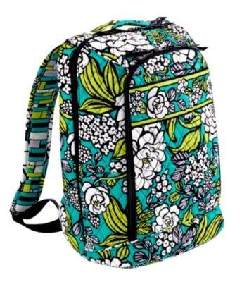 love Vera Bradley: Verabradley, Small Pur, Shoulder Bags, Laptops Backpacks, Bradley Laptops, Diapers Bags, Laptops Bags, Vibrant Colors, Vera Bradley