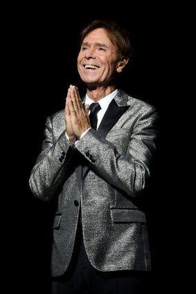 Cliff Richard on 75th birthday tour