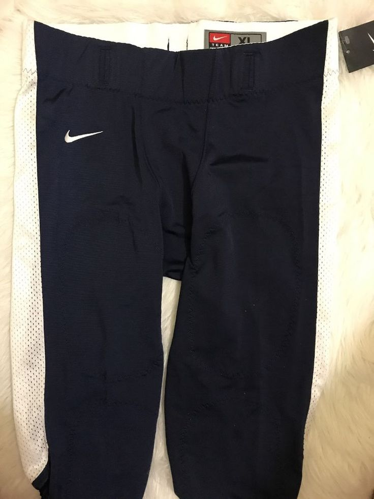 NEW NIKE Football  Pants Blue Size XL Clearance Item Sports Athletic Game pants #Nike #Pants