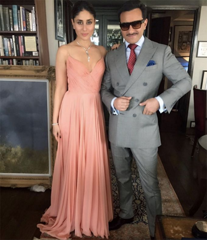 Does Kareena Kapoor Want To Wrap Up Her Movie Before Her Baby Bump Shows?