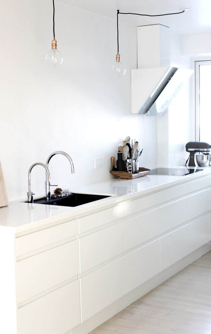 scandinavian kitchen inspiration via http://www.scandinavianlovesong.com/