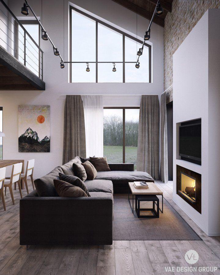 Die besten 25+ Loft stil Ideen auf Pinterest Loft-haus, Studio - interieur design moderner wohnung urbanen stil