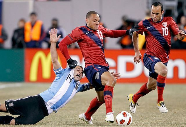 USA vs Argentina Copa America Centenario semifinal set for Tuesday
