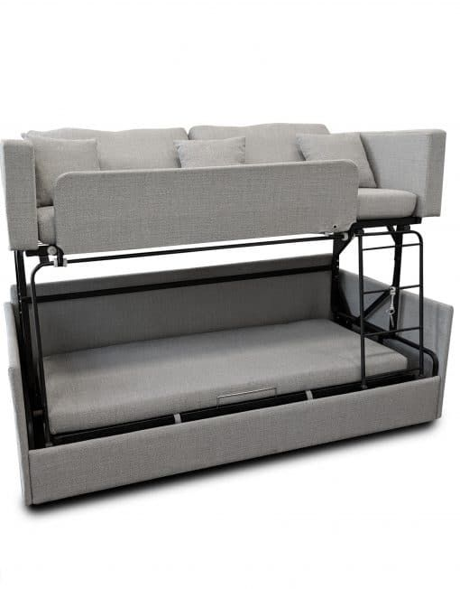 The Talia Double Sofa Bed With Storage Modern Sofa Bed King Sofa Bed Double Sofa Bed
