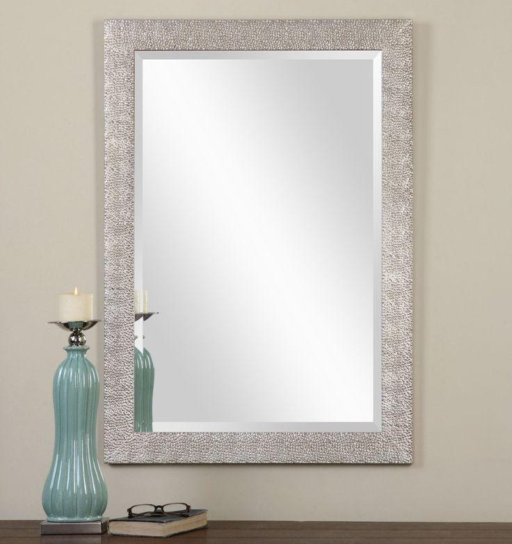 Brye Rectangle Oversized Wall Mirror