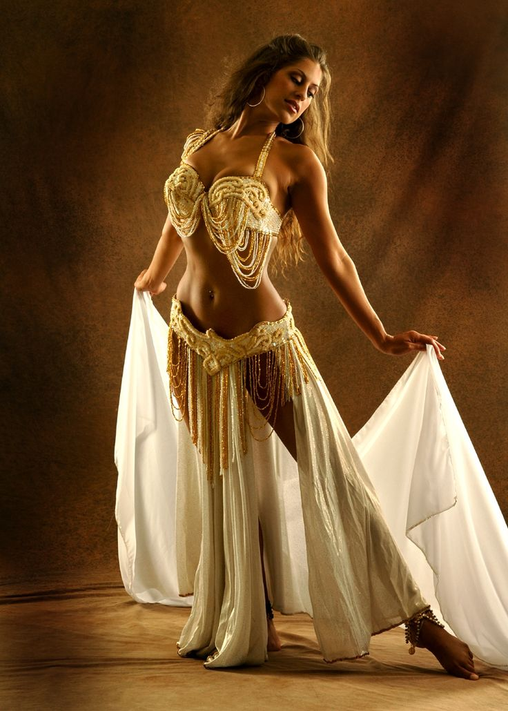 Sadie Marquardt Belly Dancer. If I could just look like her, that'd be great.