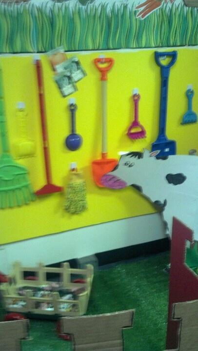 Farm Tool Box Organizer : Best classroom farm theme images on pinterest