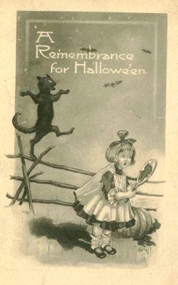Antique Halloween Postcards - Page 25