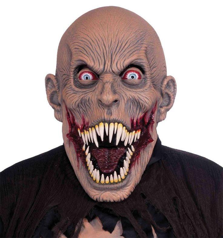 Vicious Mutant Latex Mask