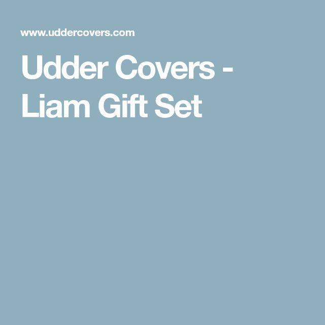 Udder Covers - Liam Gift Set