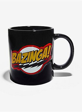 <p>Pranks are fun — when you're the one committing them, at least. Hopefully, this officially licensed Big Bang Theory mug will inspire you to reach new heights of prank perfection while your drink your morning cup o' joe. While you're waiting on your mug to arrive, here's some office prank ideas we came up with that are truly Bazinga! worthy: Swap decaf with regular coffee in the breakroom. Change your coworker's cellphone ringtone to the sound of babies crying. Hold your cubicle...