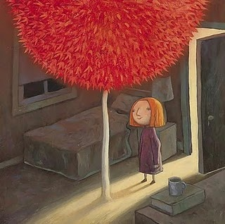 from the Red Tree by Shaun Tan