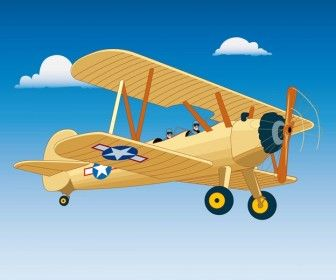 Airplane Flight Vector:  http://vectorspedia.com/free-vector/airplane-flight-vector-7113/