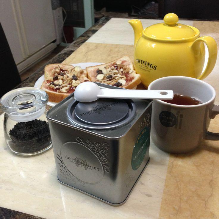 Fortnum & Mason Keemun tea