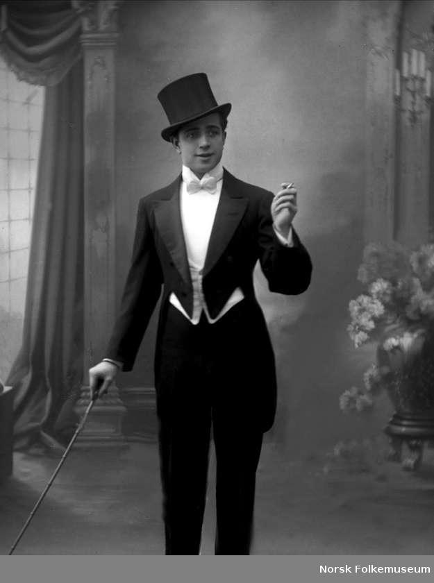 Gentleman, 1918