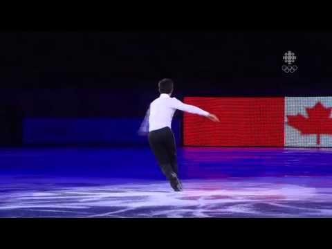Patrick Chan's thrills fans in solo skate - Sochi 2014 Olympics - YouTube