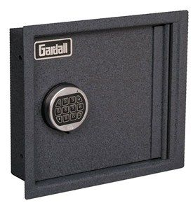 Wall Safe with Digital Lock - 4 Inch Depth Image