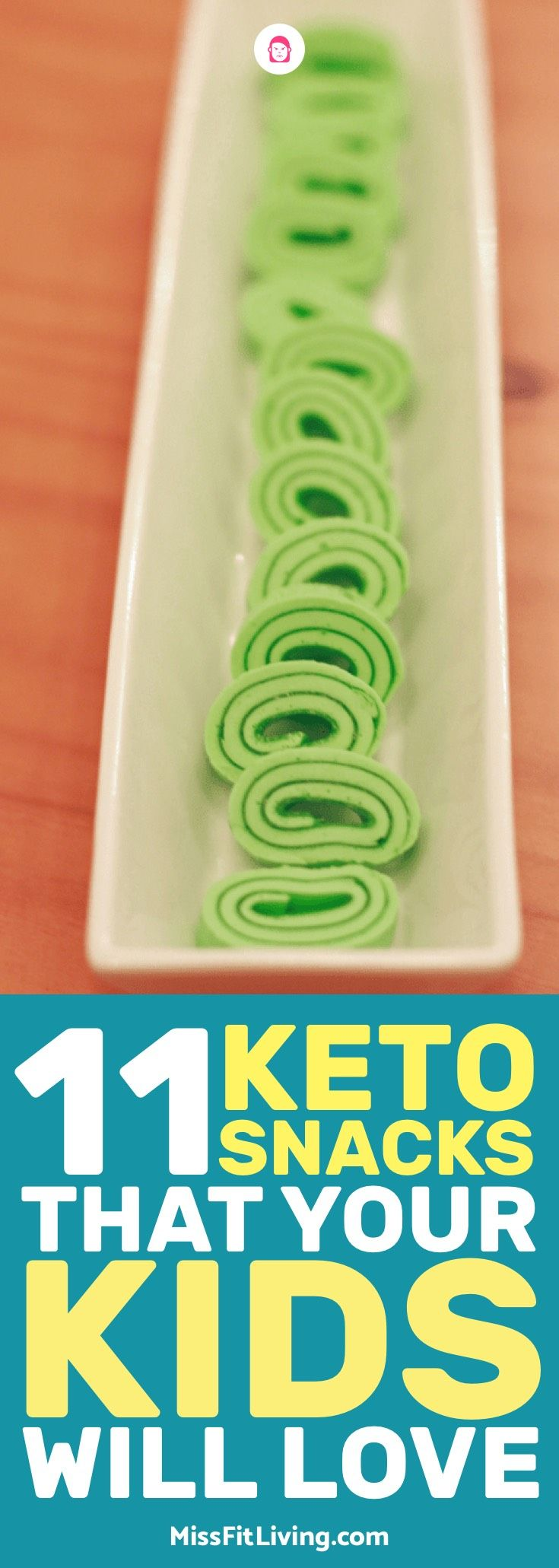 Who doesn't love snacks? Kids really love snacks but it's important that you keep them healthy. These ketogenic snacks are great for kids and adults!