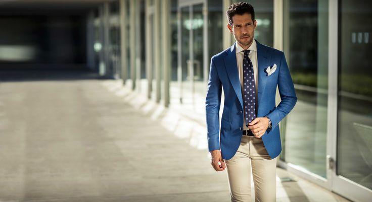 Una linea classica per uno stile moderno  #sartoriarossi #fashion #casual