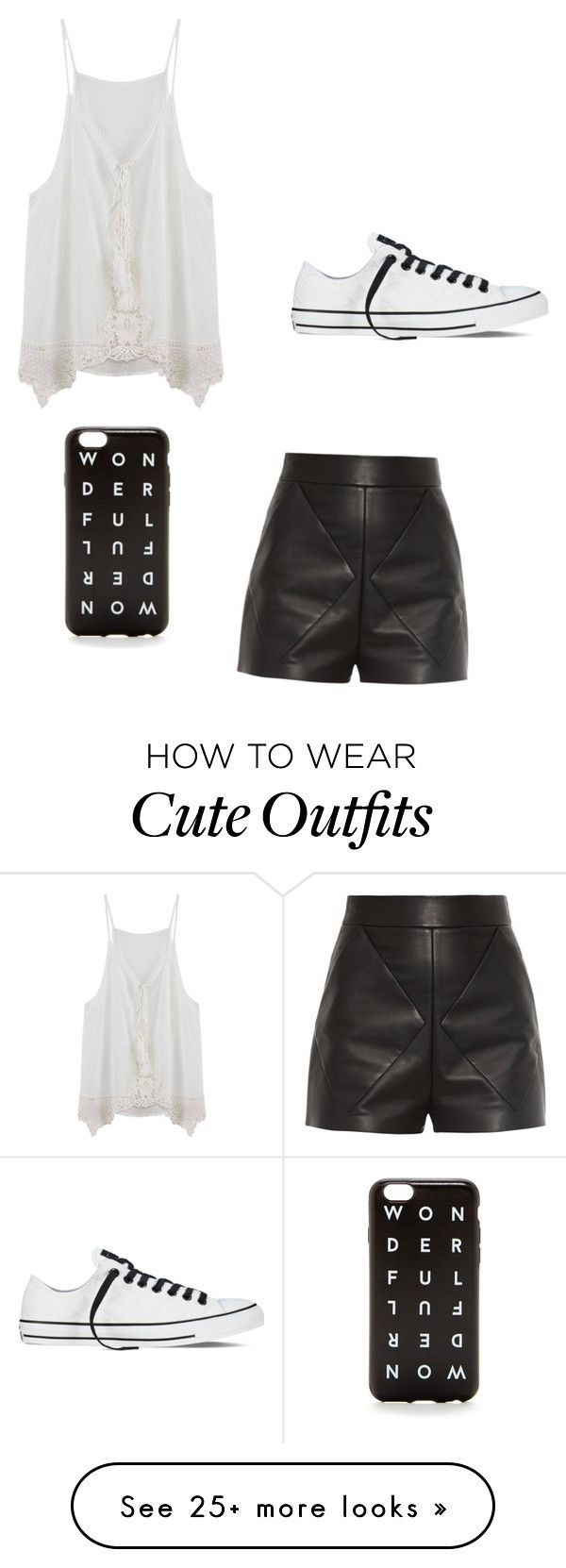 """Cute outfit"" by imperfectioni on Polyvore featuring moda, Balenciaga, Converse, J.Crew, women's clothing, women, female, woman, misses y juniors - plus size womens clothing stores, womens discount clothing, on sale womens clothing"