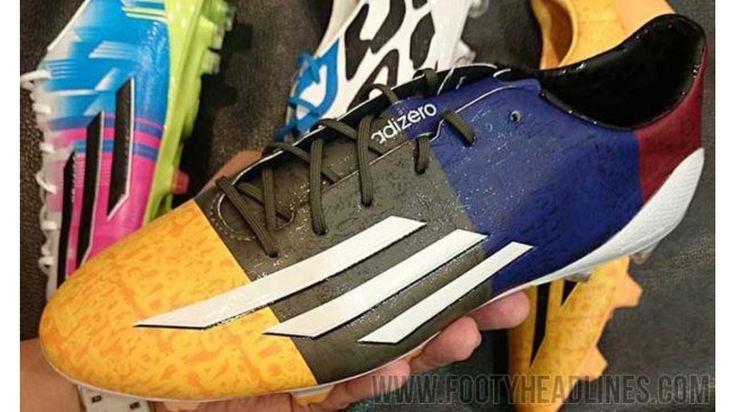 Los nuevos botines de Messi | Noticias | TyCSports.com