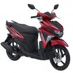 kredit motor yamaha matic