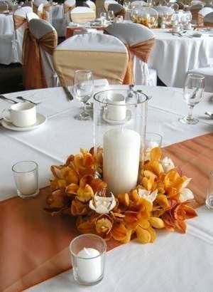 Adornos De Mesa Para Bodas | centros de mesa bodas 1 Decorar Centros de Mesa