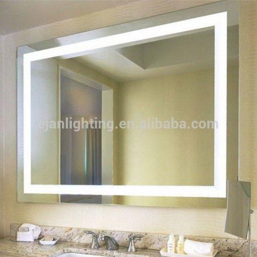 1000+ ideas about Lighted Vanity Mirror on Pinterest Diy vanity mirror, Diy makeup vanity and ...