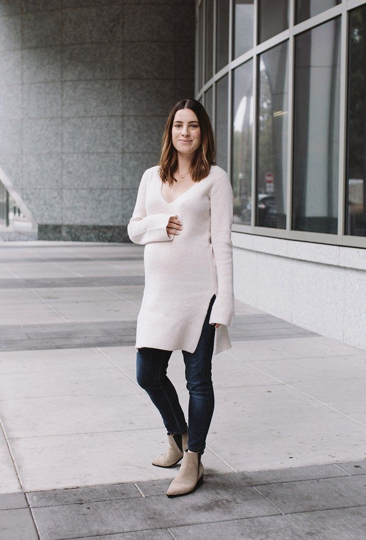 Pregnant Street Style  35 stylish maternity outfit ideas that prove you can  still look chic as a mama-to-be!  stylecaster f111365f61