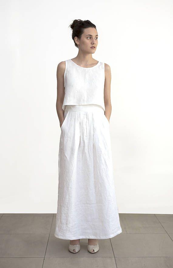 Les 25 meilleures id es de la cat gorie robes blanches en for Robes de mariage maxi uk
