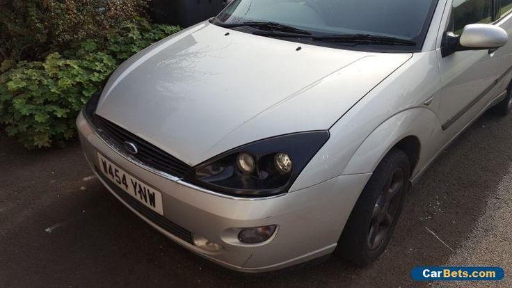 Ford Focus 1.8 Ghia Spares or Repairs #ford #focus #forsale #unitedkingdom
