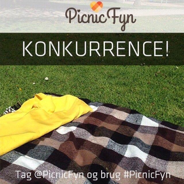 Så er der konkurrence! Tag et billed af din yndlings ternede dug, picnickurv, plastik bestik eller det bedste sted at holde en picnic! Upload det her og tag os med @picnicfyn og #picnicfyn så er du med i konkurrencen om 2 biografbilletter til cafebiografen! Sæt igang! #konkurrence #tbt #odense Konkurrencen slutter den 01.07.14